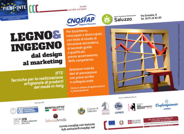 Dal design al marketing, nuovo corso a Isasca